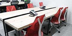 オフィス家具、OA機器販売