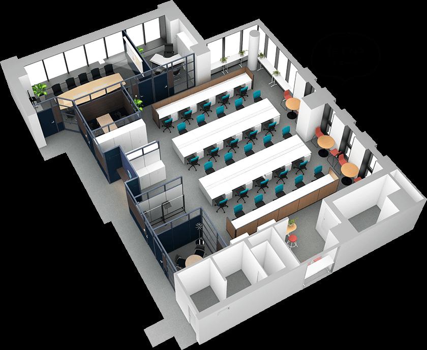 新オフィスのイメージ