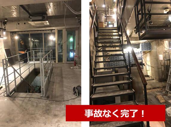 施工実績.02 都内/焼肉店