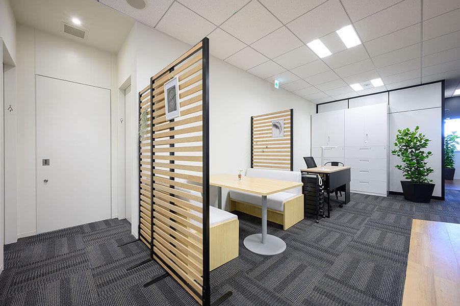 オフィスデザイン事例 Vistex Japan合同会社様 ミーティングスペース
