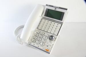 標準電話機【中古】サクサ電話機LD920(W) サクサ本舗(saxa中古ビジネスフォン販売)